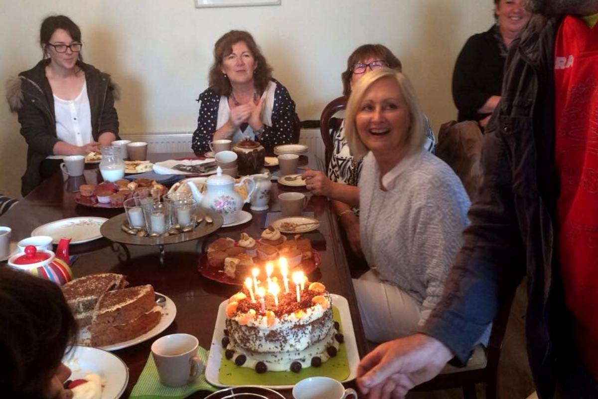 Birthday Fundraising Cuisle Cancer Support