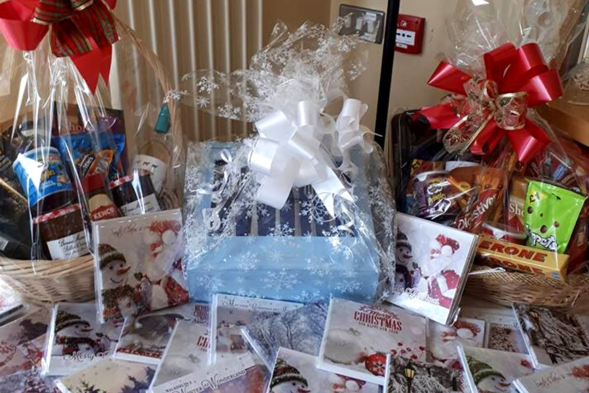 Christmas Fundraising Cuisle Cancer Support