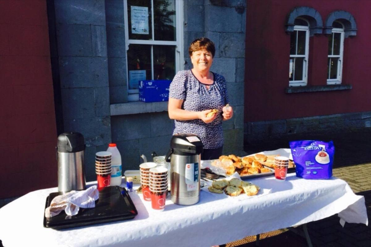 Coffee Fundraising Cuisle Cancer Support