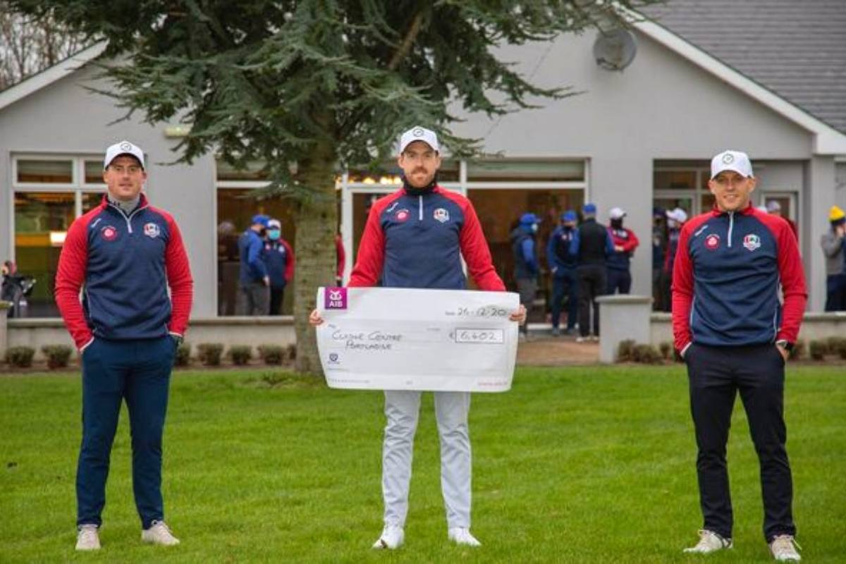 Golf Fundraising Cuisle Cancer Support
