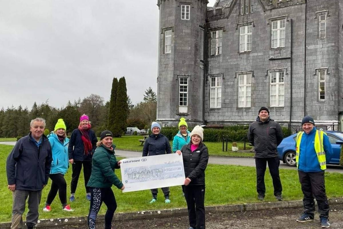 Walk Fundraising Cuisle Cancer Support