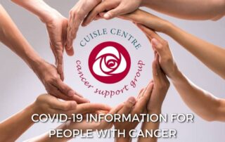 covid info cuisle cancer support