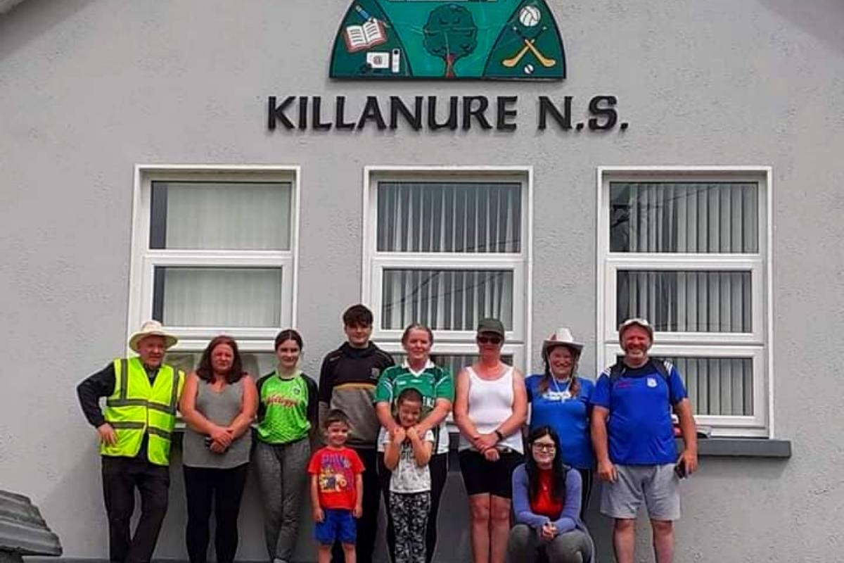 Catherina's fundraiser killanure Cuisle Cancer Support