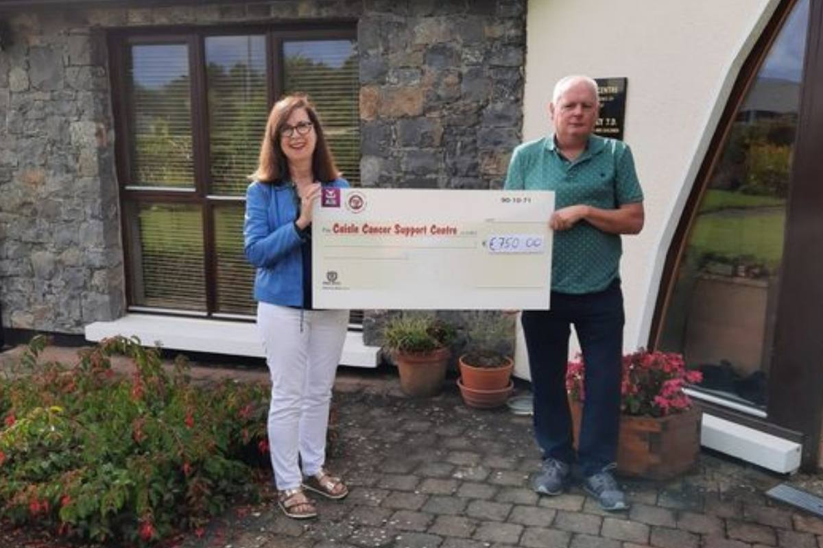 P.I.G.S. Golfing Society Cuisle Cancer Support