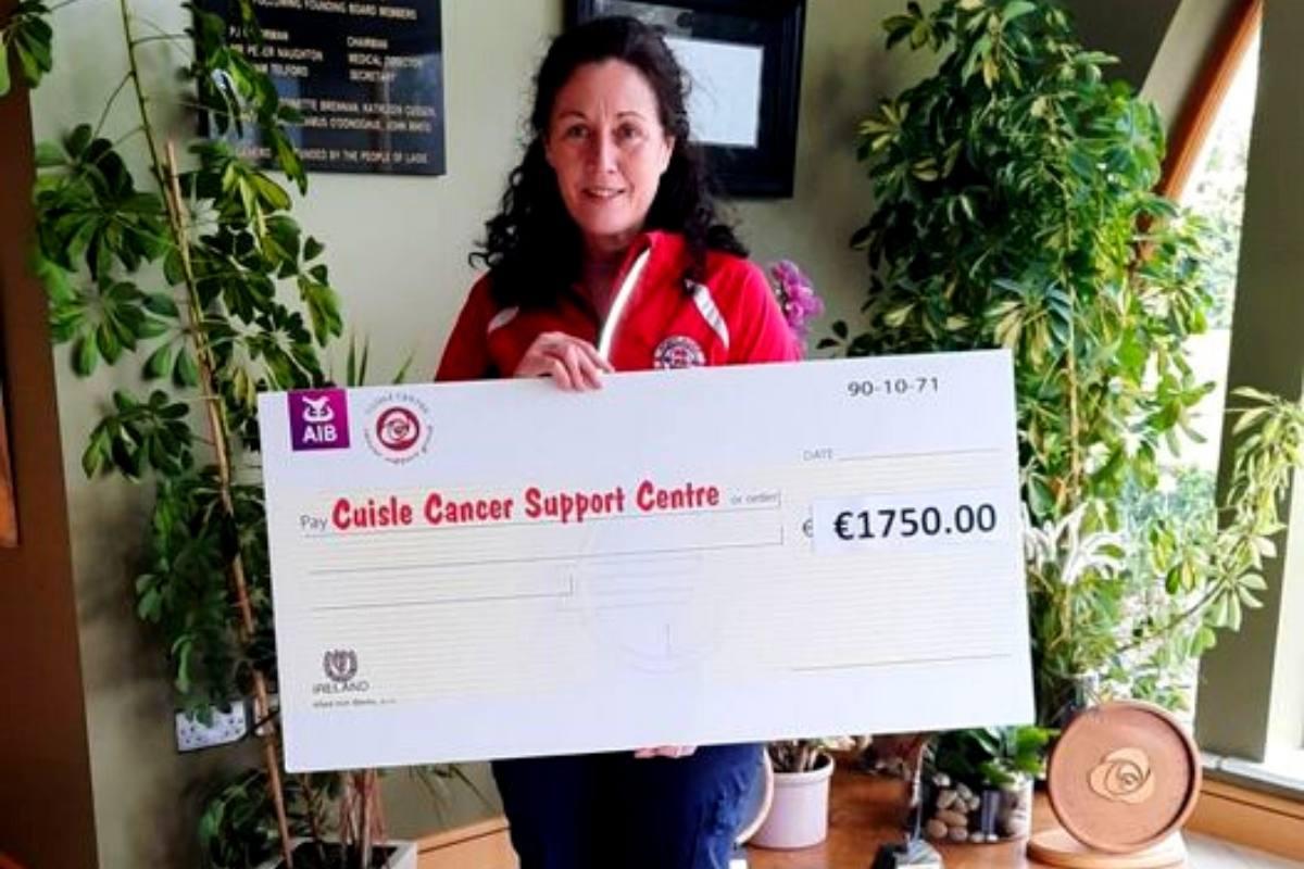 Portlaoise Athletic Club Cuisle Cancer Support
